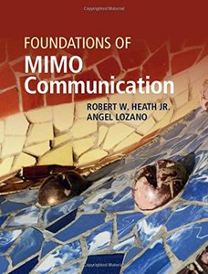 Foundations of MIMO Communication (Hardcover)-cover