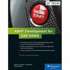 ABAP Development for SAP HANA (2nd Edition) (SAP PRESS)-cover