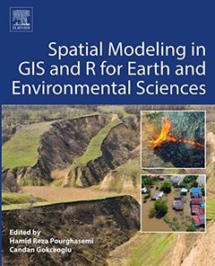 Spatial Modeling in GIS and R for Earth and Environmental Sciences-cover