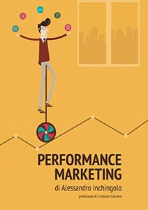 Performance Marketing (Italian Edition)-cover