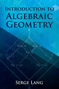 Introduction to Algebraic Geometry (Dover Books on Mathematics)-cover