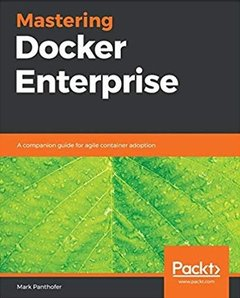Mastering Docker Enterprise -cover