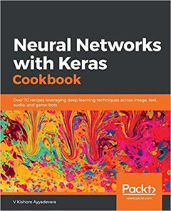 Neural Networks with Keras Cookbook -cover