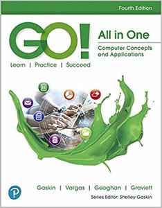 Go! All in One: Computer Concepts and Applications (4TH ed.) -cover