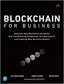 Blockchain for Business (1ST ed.)-cover