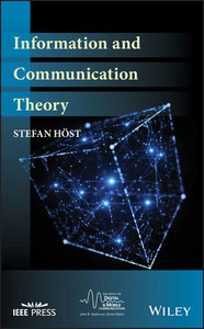 Information and Communication Theory-cover
