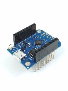 D1 mini V3.0.0 WiFi 物聯網開發板-基於ESP8266 CH340 For Arduino Nodemcu MicroPython (已焊)(附傳輸線)-cover