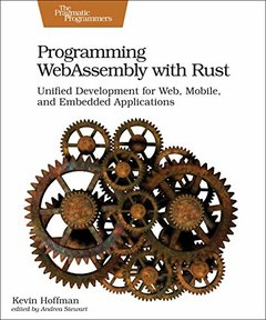 Programming WebAssembly with Rust-cover