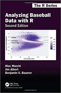 Analyzing Baseball Data with R,(2/e) -cover