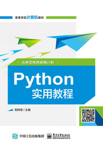 Python實用教程(含典型案例視頻分析)