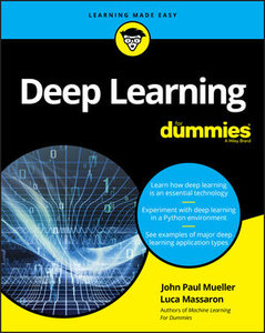 Deep Learning For Dummies-cover