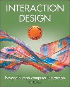 Interaction Design : Beyond Human-Computer Interaction, 5/e (Paperback)-cover