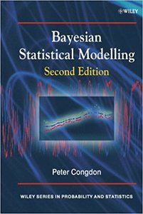 Bayesian Statistical Modelling, 2/e-cover