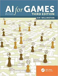 AI for Games, Third Edition 3rd Edition-cover