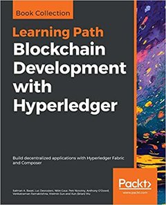 Blockchain Development with Hyperledger-cover