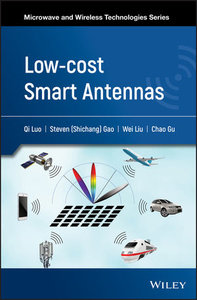 Low-cost Smart Antennas (Hardcover)-cover