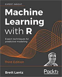 Machine Learning with R - Third Edition -cover