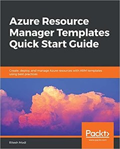 Azure Resource Manager Templates Quick Start Guide-cover
