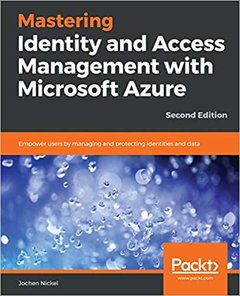 Mastering Identity and Access Management with Microsoft Azure, 2nd-cover