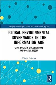 Global Environmental Governance in the Information Age-cover