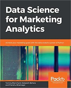 Data Science for Marketing Analytics-cover