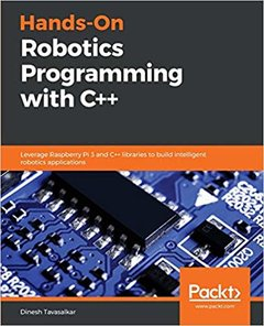 Hands-On Robotics Programming with C++-cover