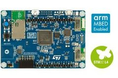 STM32 Discovery kit IoT node for STM32L475 MCU (B-L475E-IOT01A1 915MHz BLE,NFC,SubGHz,Wi-Fi)-cover