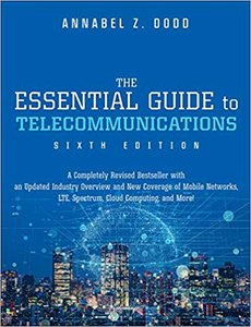 The Essential Guide to Telecommunications ,6e-cover