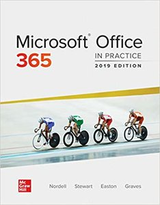 Loose Leaf for Microsoft Office 365: In Practice, 2019 Edition-cover