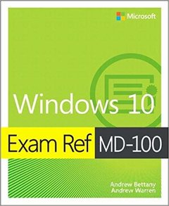 Exam Ref MD-100 Windows 10-cover
