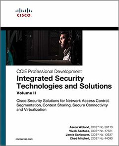 Integrated Security Technologies and Solutions - Volume II-cover