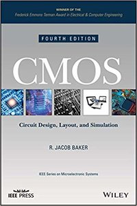 CMOS: Circuit Design, Layout, and Simulation ,4/e (Hardocver)-cover