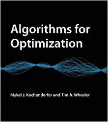 Algorithms for Optimization (Hardcover)-cover