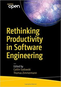 Rethinking Productivity in Software Engineering-cover