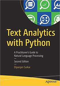Text Analytics with Python: A Practitioner's Guide to Natural Language Processing, 2/e-cover