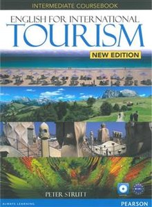 English for International Tourism 2/e (Intermediate)(with DVD)-cover