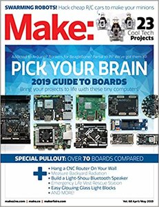 Make: Volume 68-cover