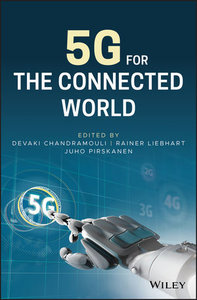 5G for the Connected World-cover