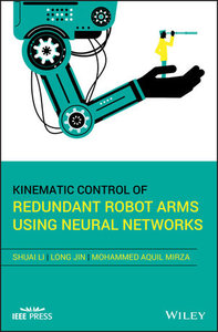Kinematic Control of Redundant Robot Arms Using Neural Networks-cover