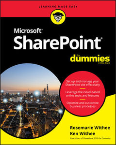SharePoint For Dummies-cover