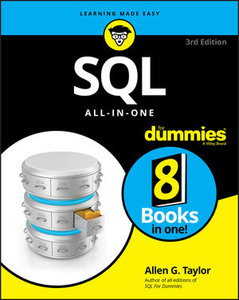 SQL All-In-One For Dummies, 3rd Edition