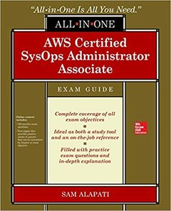 Aws Certified Sysops Administrator Associate All-In-One-Exam Guide (Exam Soa-C01)-cover