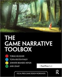 The Game Narrative Toolbox-cover