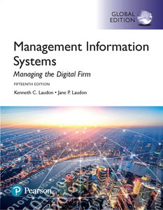 Management Information Systems: Managing the Digital Firm, 15/e (IE-Paperback)-cover