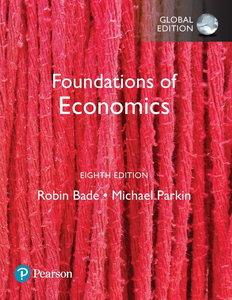 Foundations of Economics, 8/e (Paperback)-cover