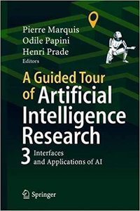 A Guided Tour of Artificial Intelligence Research: Volume III: Interfaces and Applications of Artificial Intelligence-cover