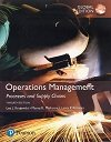 Operations Management, 12/e (IE-Paperback)-cover