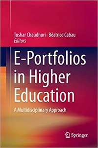 E-Portfolios in Higher Education: A Multidisciplinary Approach-cover