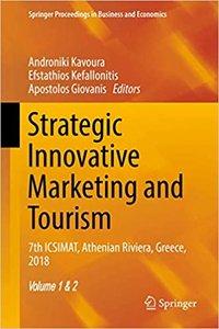 Strategic Innovative Marketing and Tourism: 7th Icsimat, Athenian Riviera, Greece, 2018-cover