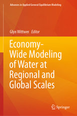 Economy-Wide Modeling of Water at Regional and Global Scales-cover